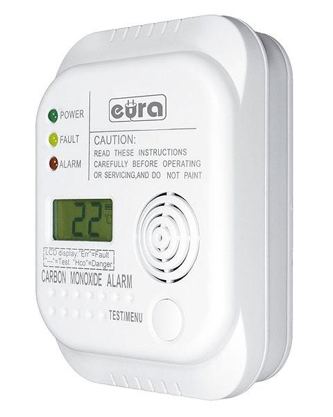 Dūmų ir smalkių detektorių rinkinys CSD-02N9