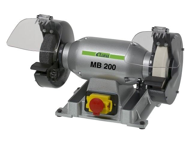 Stalinės šlifavimo staklės Luna MB 200