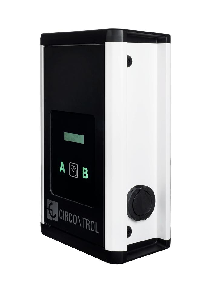 Elektromobilių įkrovimo stotelė WallBox eVolve Smart
