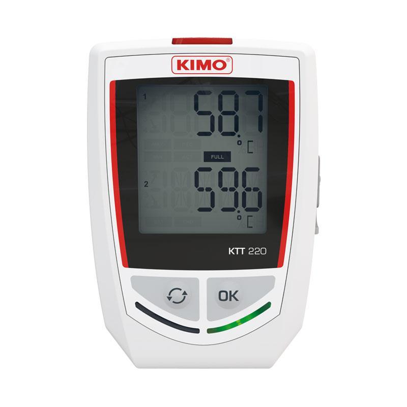 Duomenų kaupiklis KIMO KTT 220