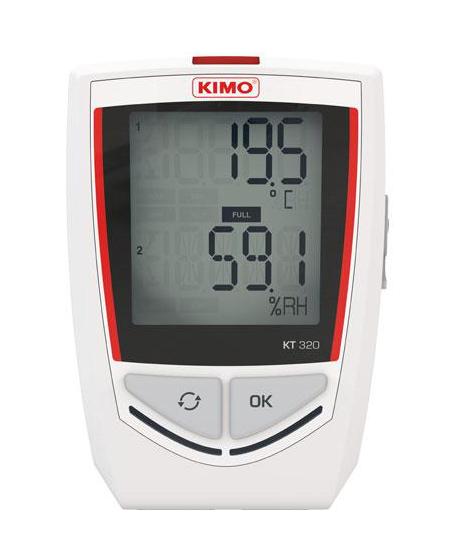 Duomenų kaupiklis KIMO KT320