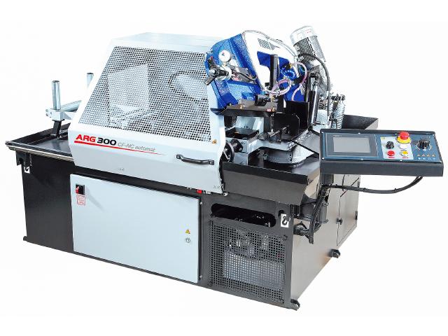 Juostinės šalto pjovimo staklės Pilous ARG 300 CF-NC Automat