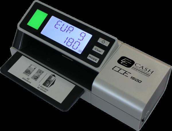 Banknotų tikrinimo aparatas CCE 1500 NEO