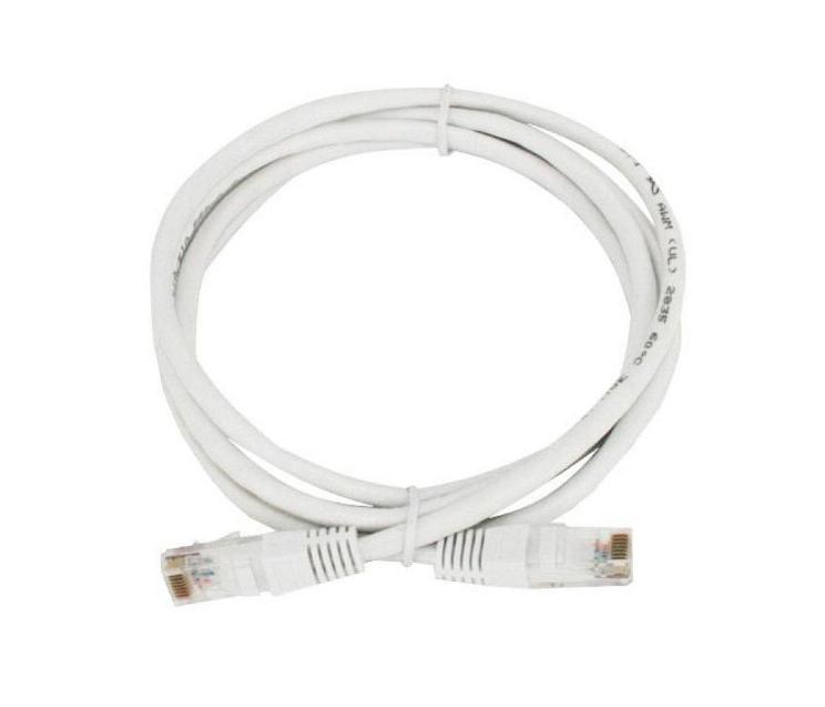 Komutacinis kabelis RJ45 FTP Cat.5e ekranuotas (ilgis: 1 m)
