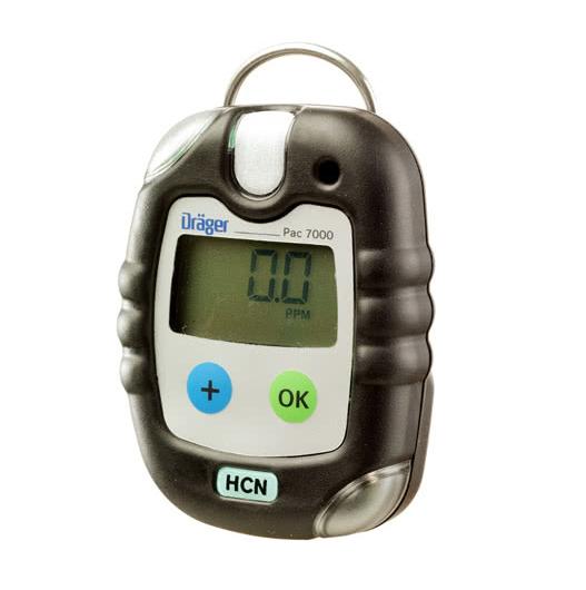 Ciano vandenilio dujų analizatorius Drager Pac® 7000