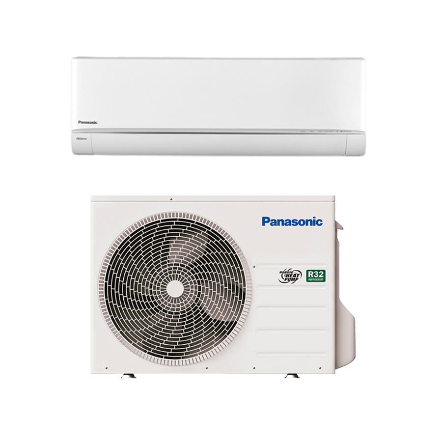 Oras-oras šilumos siurbliai Panasonic SPLIT HZ serija