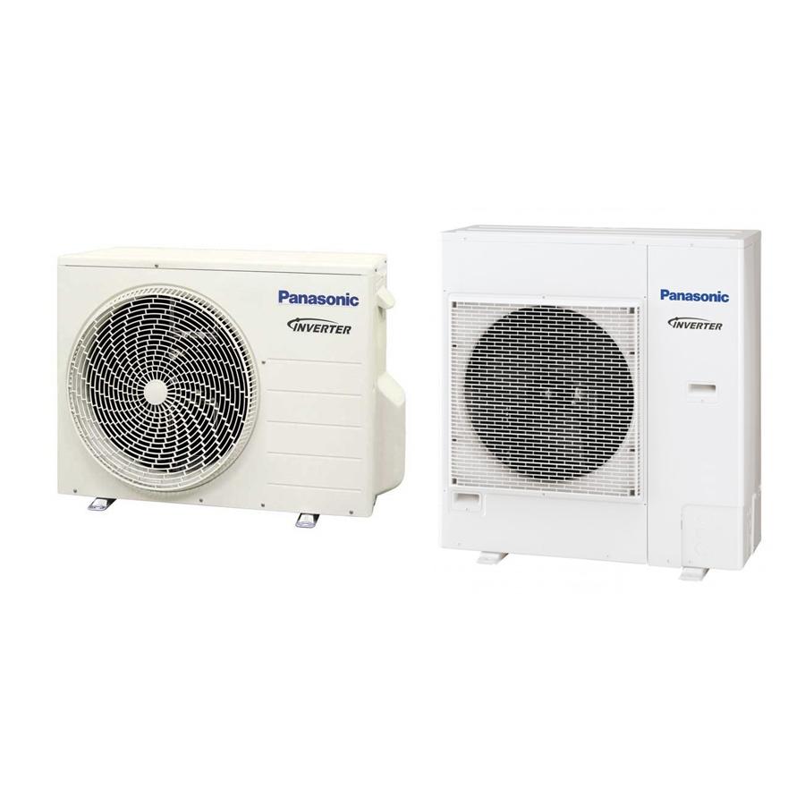 Multi Split sistemos oro kondicionieriai Panasonic Z serija (išoriniai blokai)