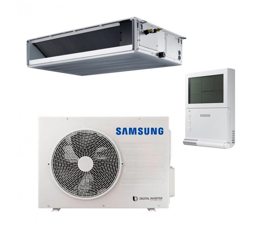 Kanaliniai oro kondicionieriai Samsung S Slim