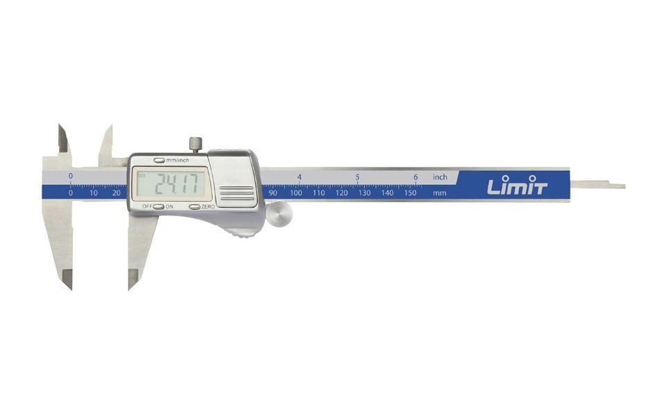 Skaitmeninis slankmatis Limit 234740309 (300 mm)
