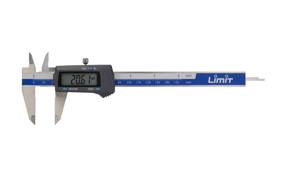 Skaitmeninis slankmatis Limit 190140301 (300 mm)