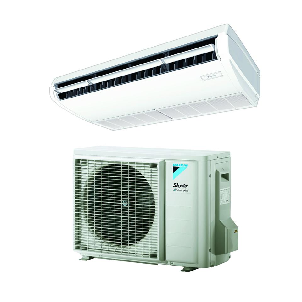Palubiniai oro kondicionieriai serverinėms Daikin FHA-A9/RZAG-A