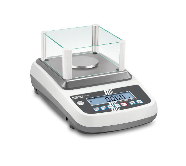Preciziškos elektroninės svarstyklės KERN EWJ 300-3