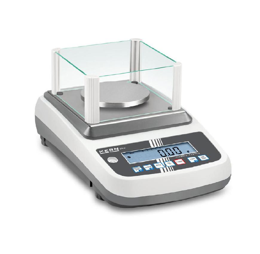 Preciziškos elektroninės svarstyklės KERN EWJ 3000-2