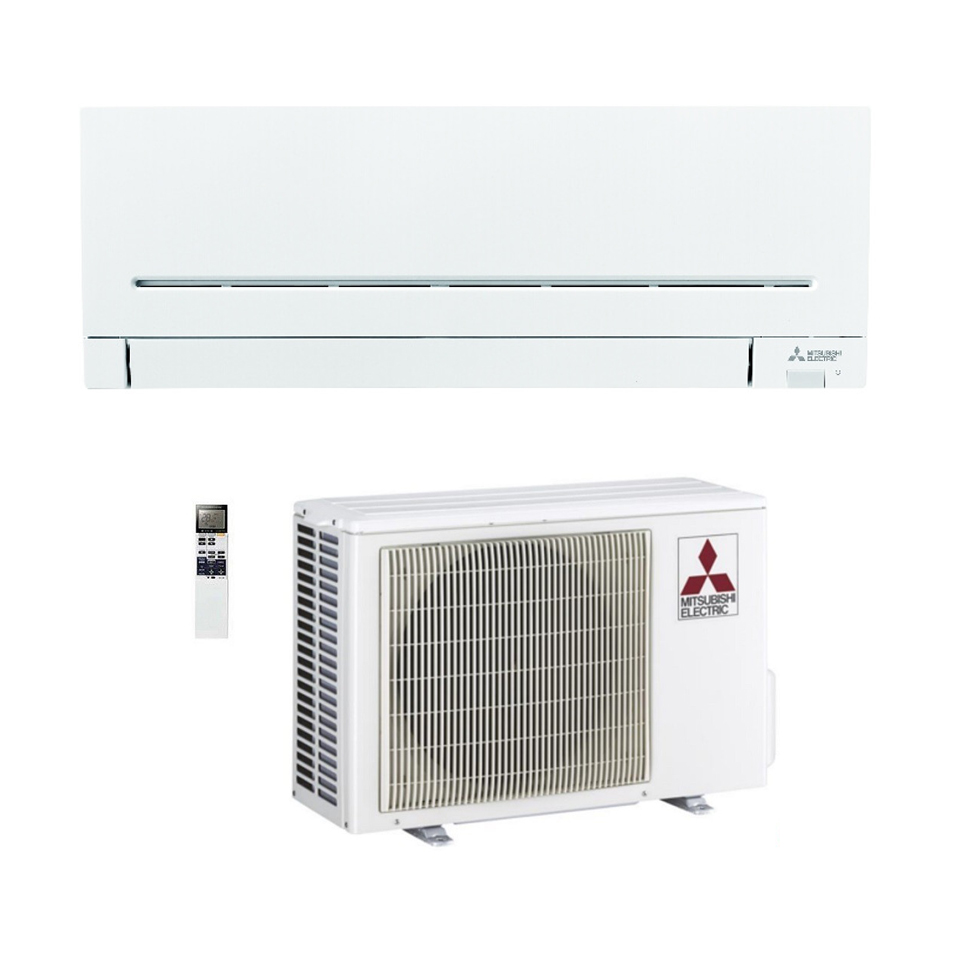 Mitsubishi oras-oras šilumos siurblys (oro kondicionierius) MSZ-AP