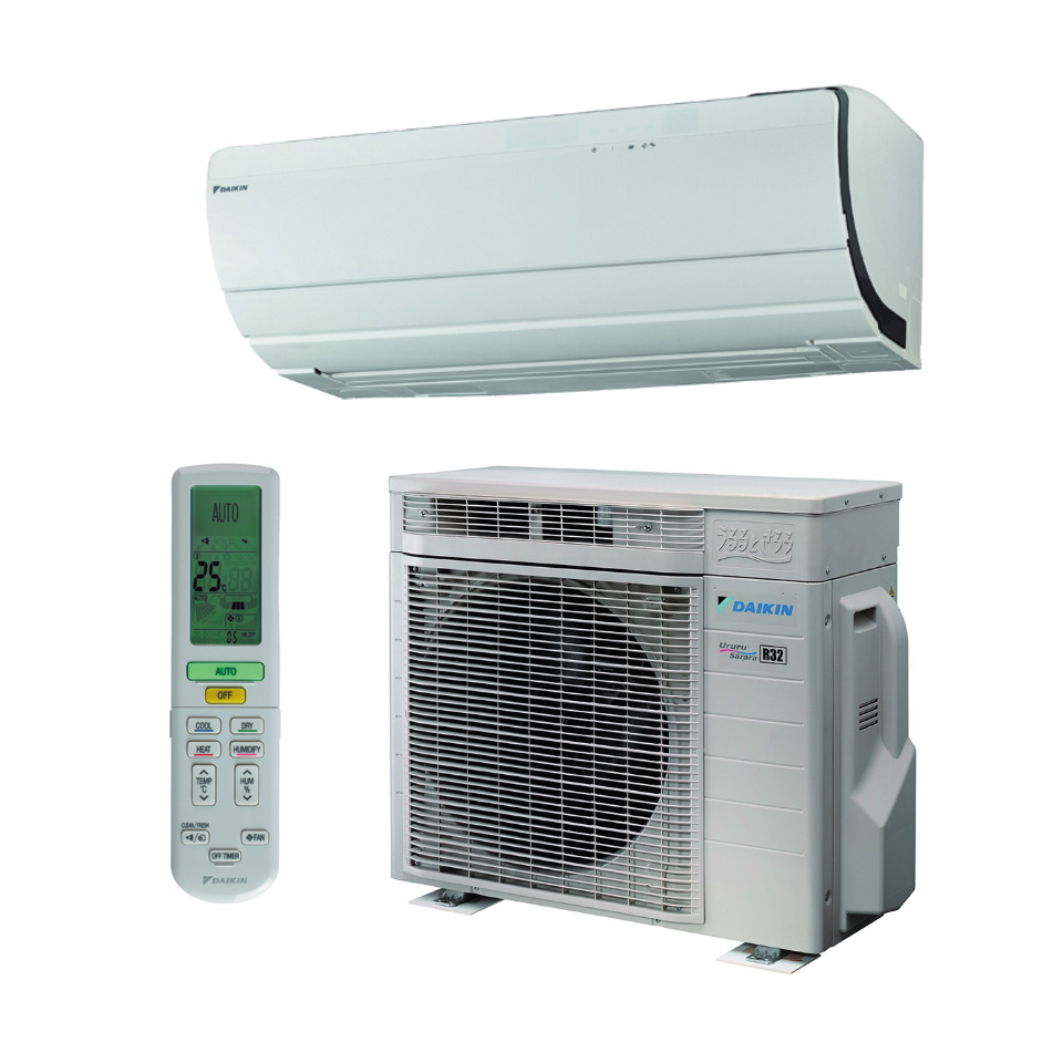 Split Inverter sieniniai oro kondicionieriai Daikin Ururu Sarara