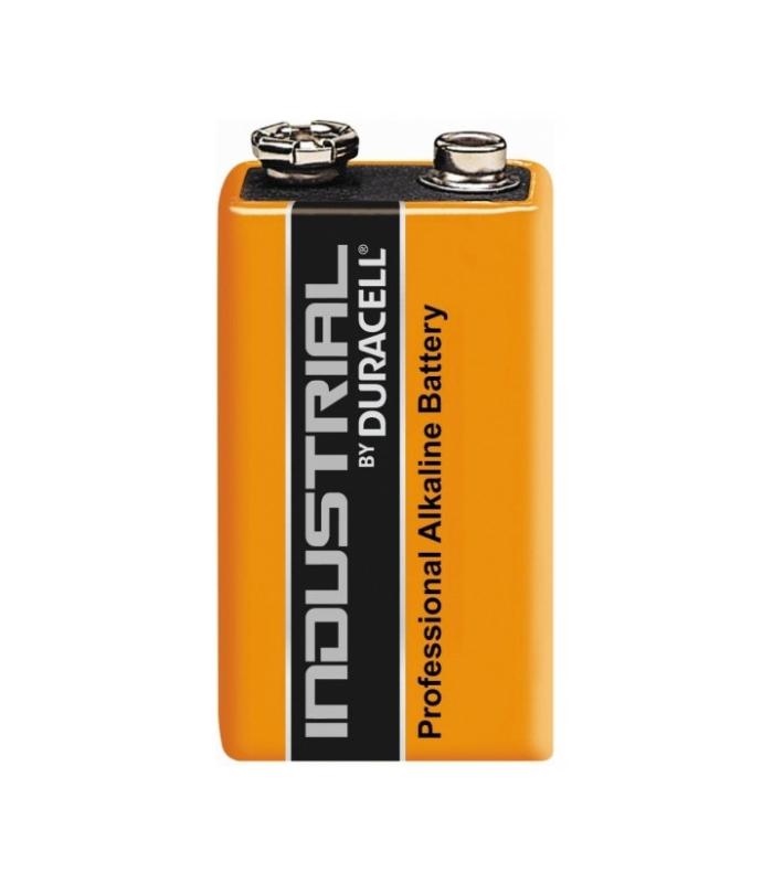 Šarminė baterija 6LR61, 9 V Duracell Procell pramoninėje pakuotėje