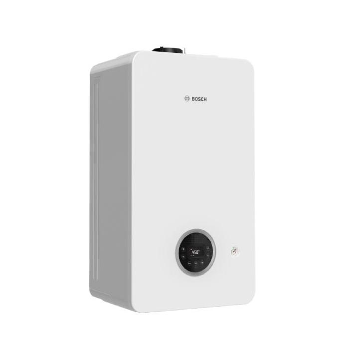 Dujinis katilas Bosch Condens 2300iW 15P 2,3-16,2 kW (vandens ruošimas atskirame šildytuve)