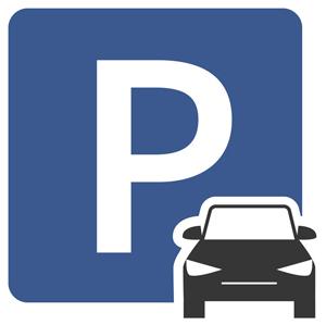 Parkavimo vietos užrakto įrengimas