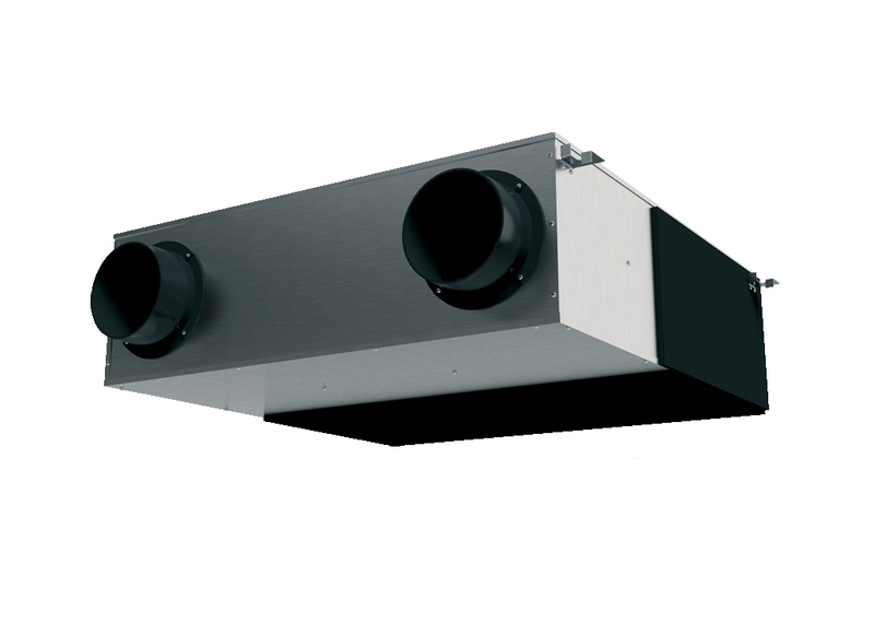 Plokštelinis rekuperatorius Electrolux EPVS-650