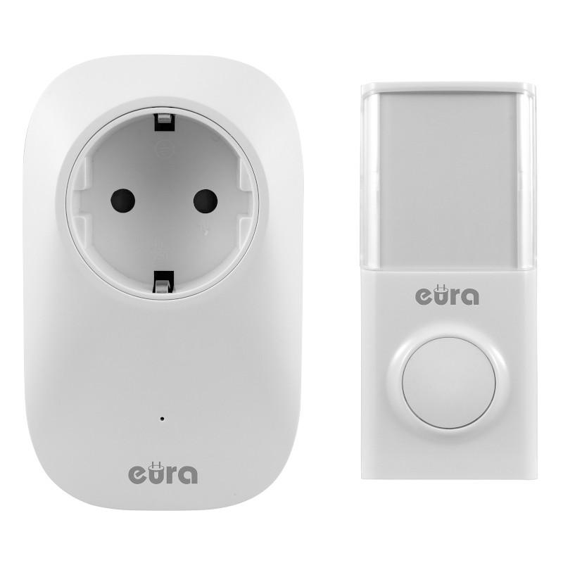 Bevielis durų skambutis EURA WDP-91H2