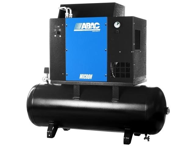 Stacionarus sraigtinis kompresorius ABAC MICRON/200L/5,5
