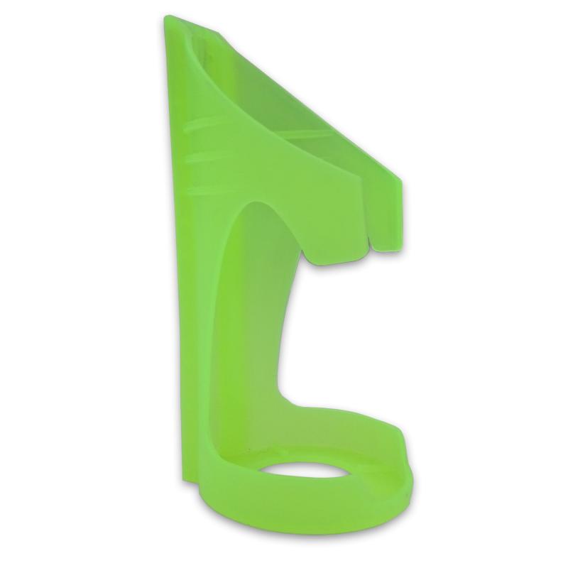 Plastikinis laikiklis gesinimo priemonei ReinoldMax 500 ml