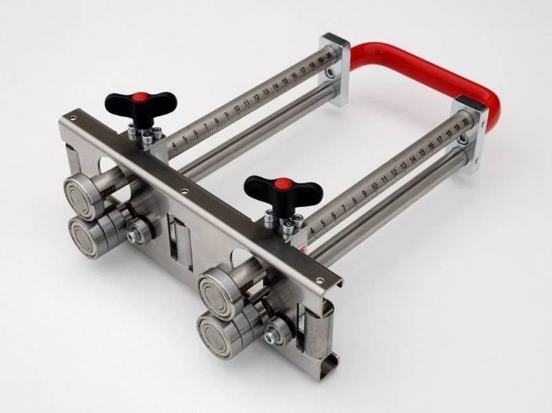 Metalo lankstymo įrankis WUKO DUO BENDER 3200 PLUS