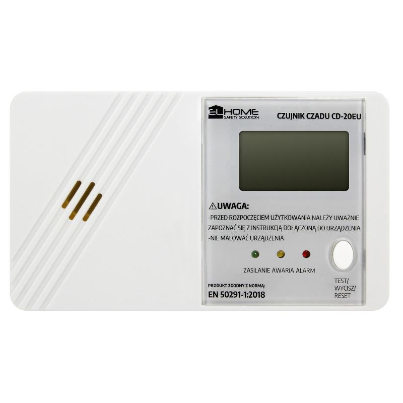 Dujų ir dūmų jutiklių rinkinys CSD-03N9
