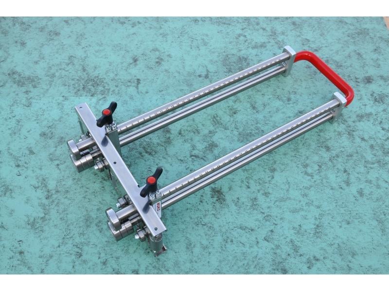 Metalo lankstymo įrankis WUKO DUO BENDER 3350 PLUS