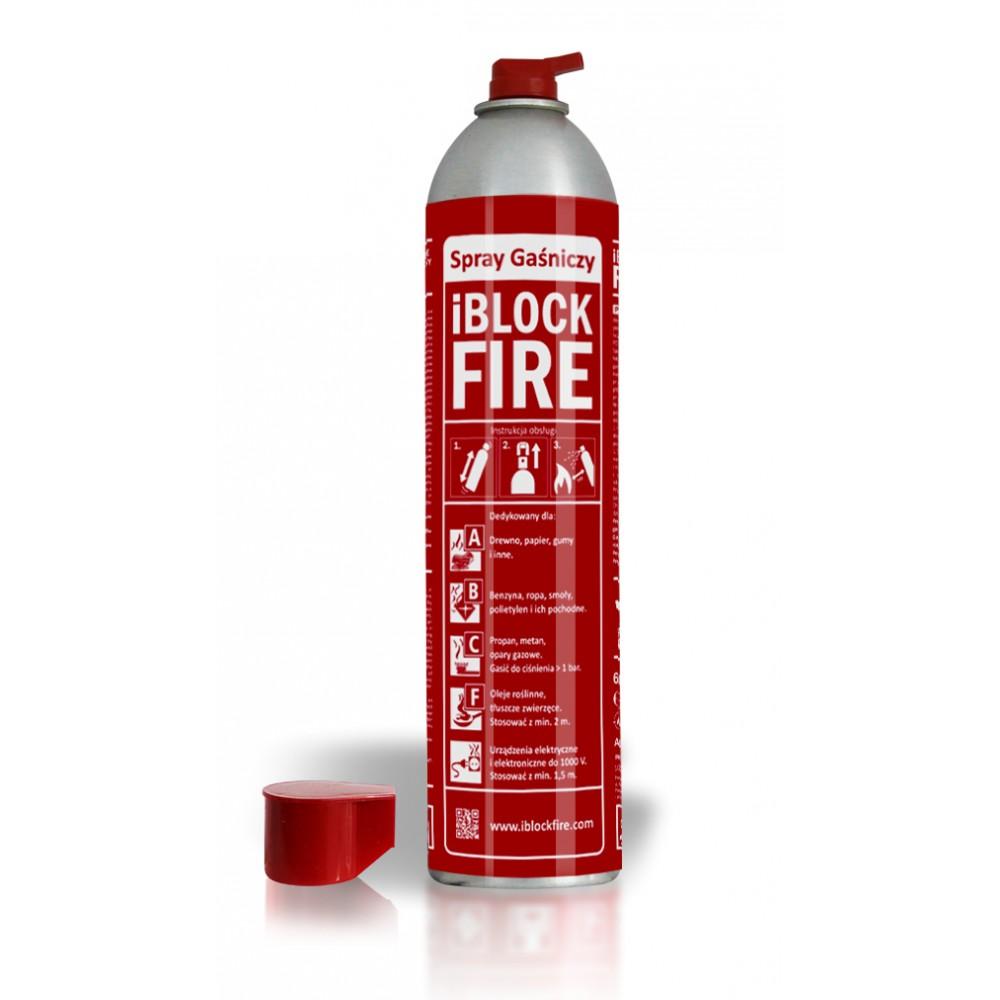 Buitinė gesinimo priemonė iBlockFIRE 600