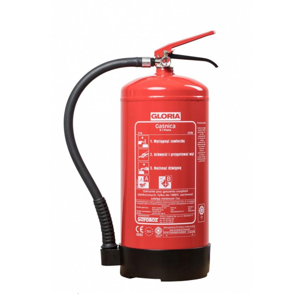 Vandens putų gesintuvas GLO-SD-9 9L