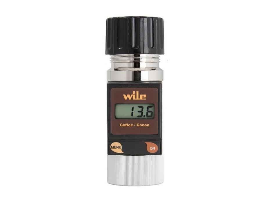 Drėgmės matuoklis kavai ir kakavos pupelėms Wile Coffee