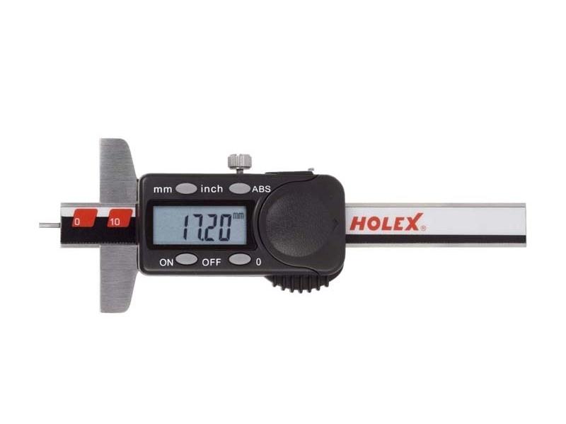 Skaitmeninis gylio matuoklis, 50 mm Holex