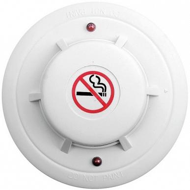 Autonominiai dūmų - liepsnos jutikliai