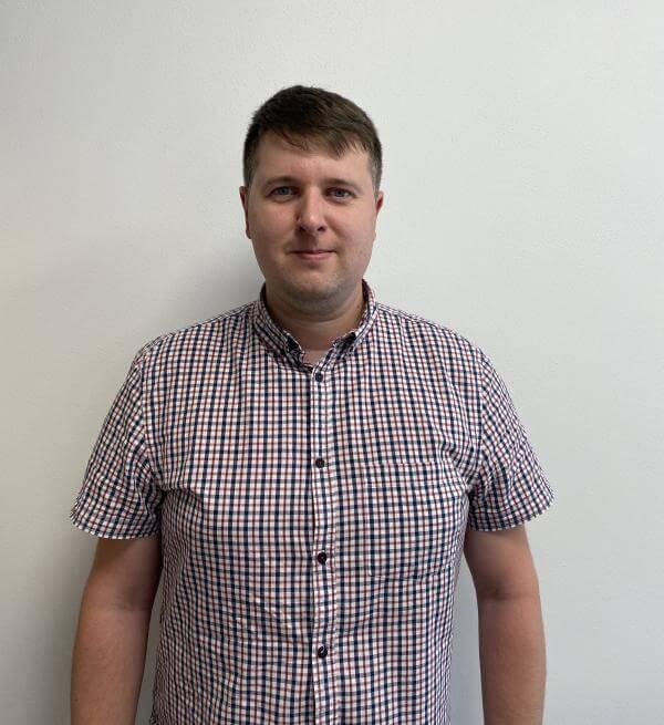 Projektų vadovas Andrius Apšega