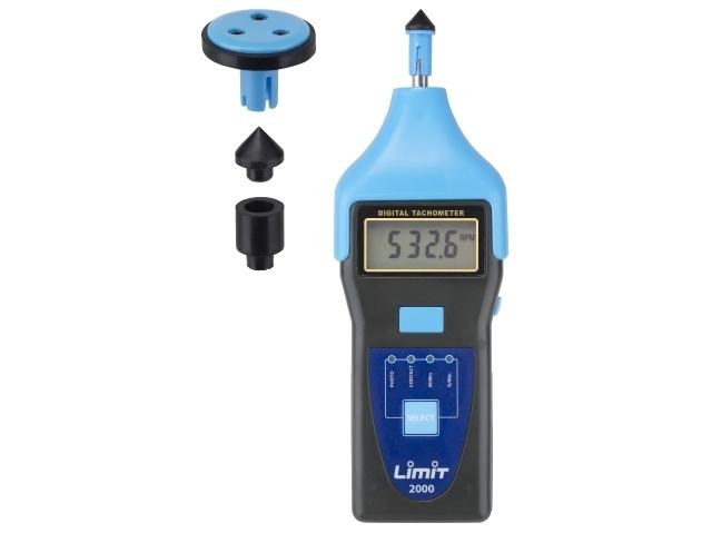 Tachometras Limit R2000
