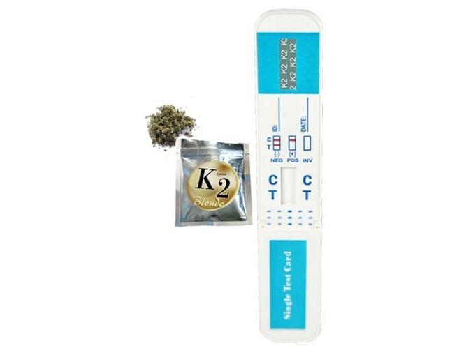 K2 ir Spice narkotikų aptikimo testas (25 vnt)