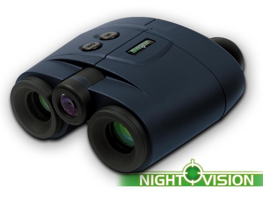 Fiksuoto fokuso naktinio matymo žiūronai NONB2FF