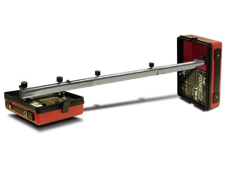 Vamzdžių ir kabelių detektorius Fisher TW-6