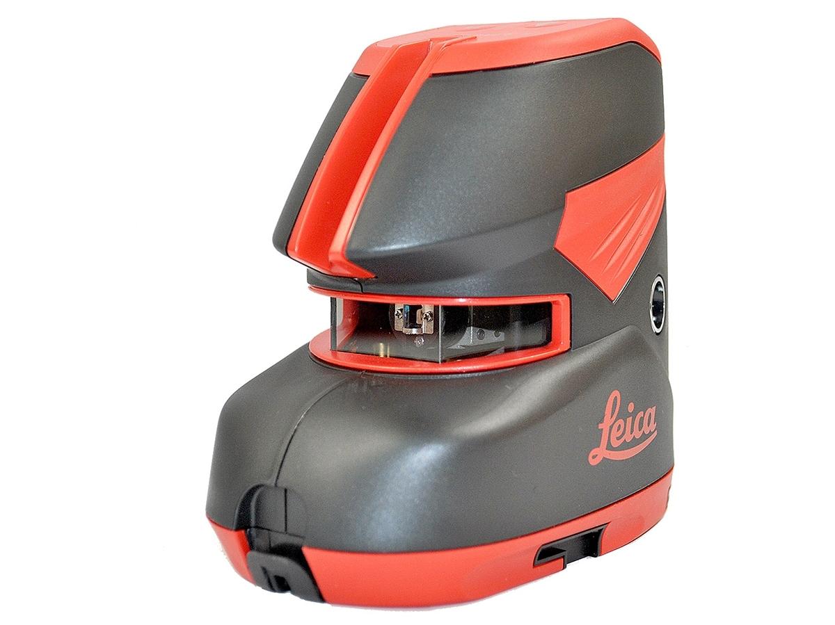 2 linijų ir 4 taškų lazerinis nivelyras Leica Lino L2P5