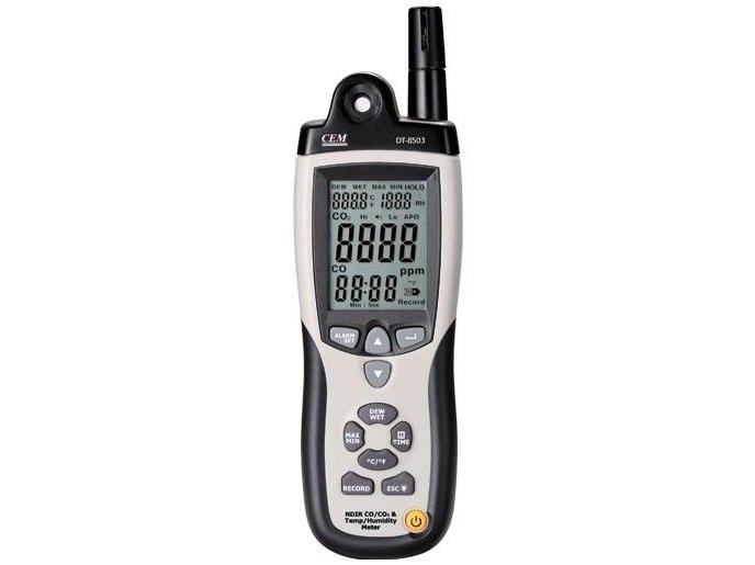 Oro kokybės matuoklis DT-8503