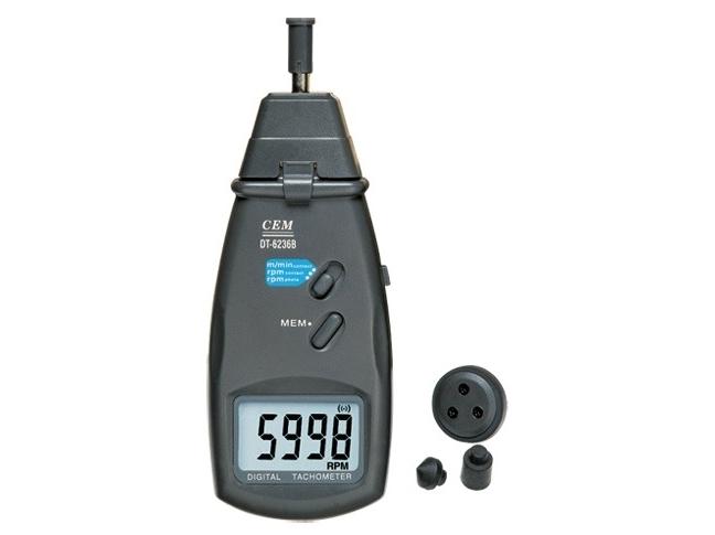 Skaitmeninis tachometras DT-6236B