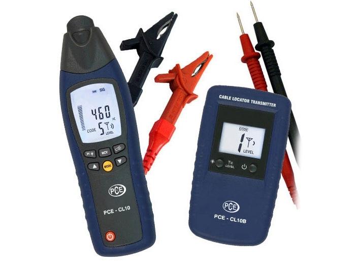 Įtampos detektorius PCE-CL 10