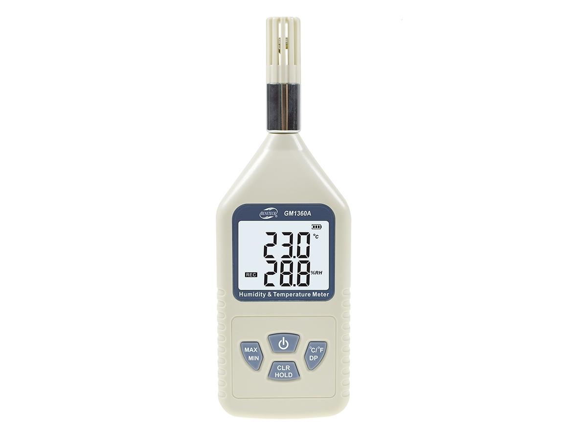 Drėgmės ir temperatūros matuoklis FRA1360A