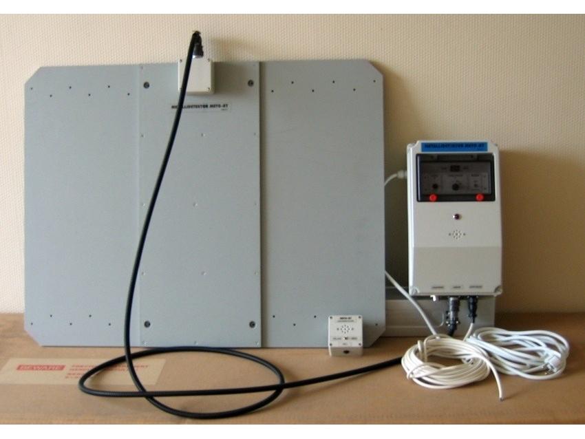 Metalo detektorius konvejeriams METO-KT