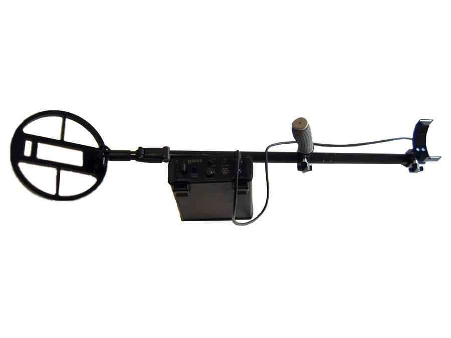 Minų ir metalo detektorius SCOUT-2