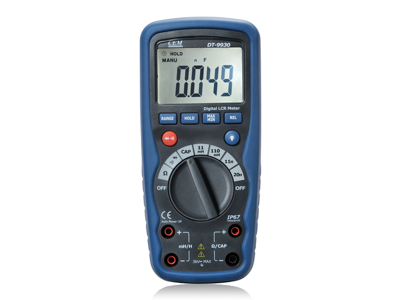 Multimetras - LCR matuoklis DT-9931
