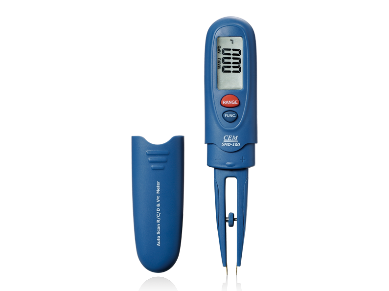 Elektroninis įtampos matuoklis SMD-100
