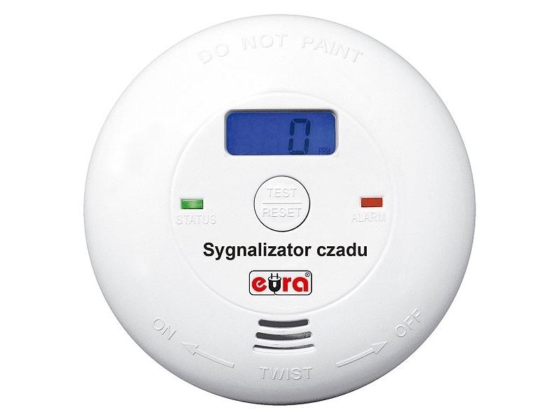 Anglies monoksido (CO) detektorius CD-28A2