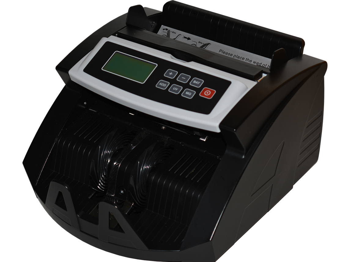 Banknotų skaičiavimo ir tikrinimo aparatas CCE 2020